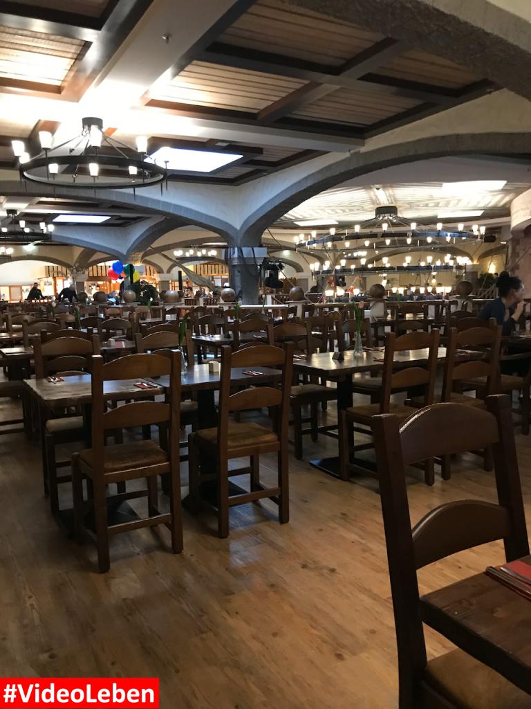 Restaurant im Abenteuerhotel - Heide-Park Resort Soltau #Videoleben