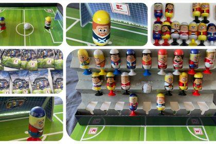 Soccer Kickers von Kaufland zur EM - jetzt sammeln - #Videoleben