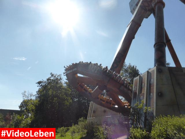 Start Sledge Hammer Bobbejaanland Belgien #Videoleben