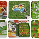 ALDI emoji zur Fußball Europameisterschaft - #Videoleben