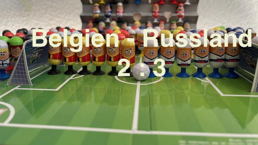 Belgien 2 Russland 3 EURO 2020 Orakel - Soccer Kickers-Orakel - EURO 2020 - Kaufland Soccer Kickers #Videoleben