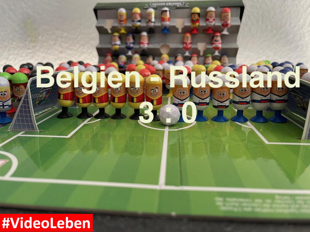 Belgien 3 Russland 0 EURO 2020 Orakel - Soccer Kickers-Orakel - EURO 2020 - Kaufland Soccer Kickers #Videoleben