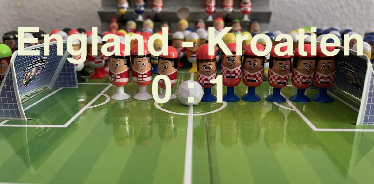 England 0 Kroatien 1 EURO 2020 Orakel - Soccer Kickers-Orakel - EURO 2020 - Kaufland Soccer Kickers #Videoleben
