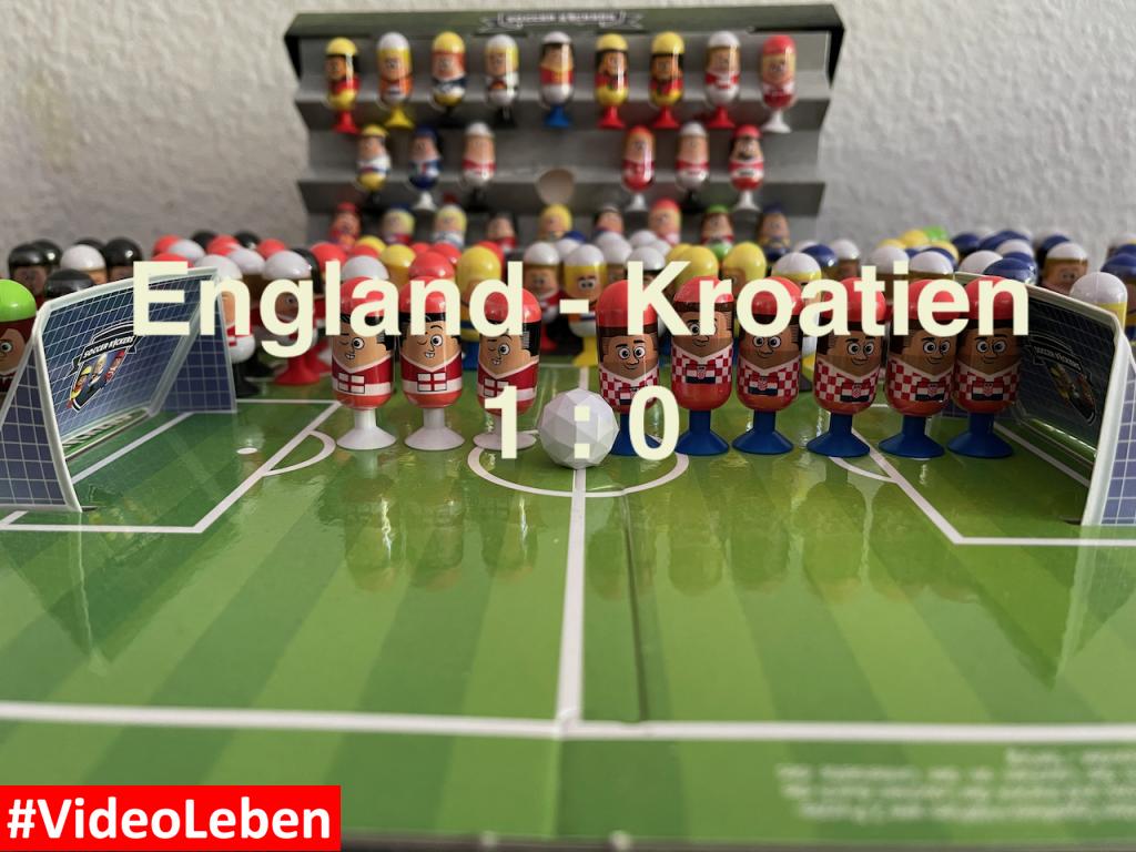 England 1 Kroatien 0 EURO 2020 Orakel - Soccer Kickers-Orakel - EURO 2020 - Kaufland Soccer Kickers #Videoleben