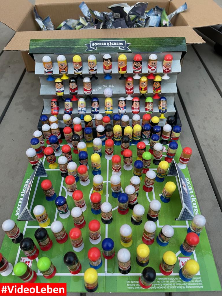 Kaufland Soccer Kickers - #Videoleben