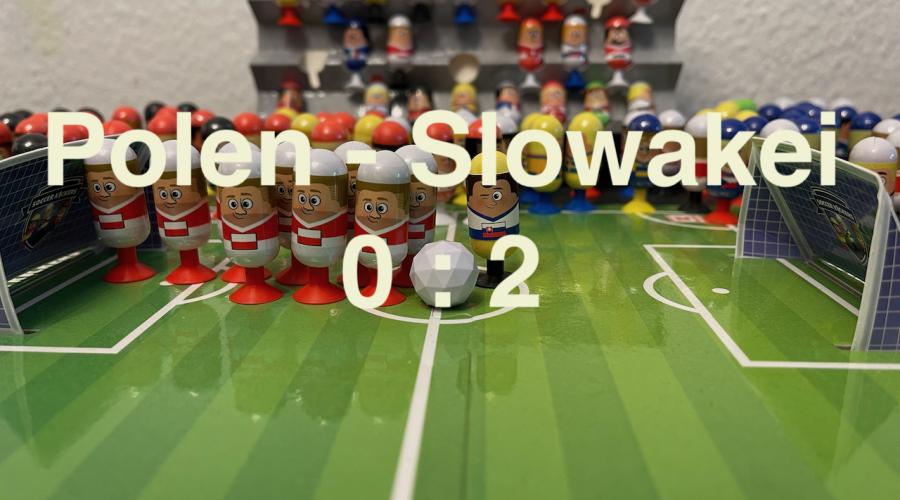 Polen 0 Slowakei 2 EURO 2020 Orakel - Soccer Kickers-Orakel - EURO 2020 - Kaufland Soccer Kickers #Videoleben