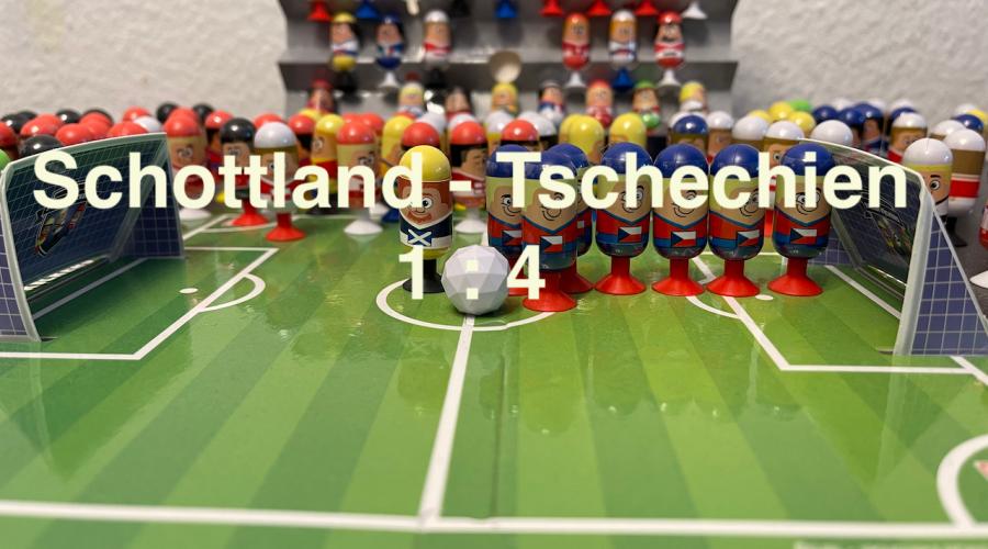 Schottland 1 Tschechien 4 EURO 2020 Orakel - Soccer Kickers-Orakel - EURO 2020 - Kaufland Soccer Kickers #Videoleben