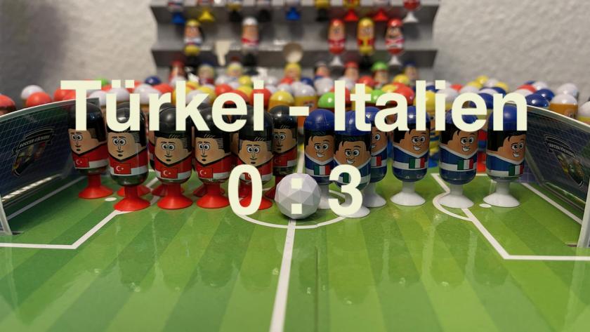 Türkei 0 Italien 3 - EURO 2020 - #Videoleben
