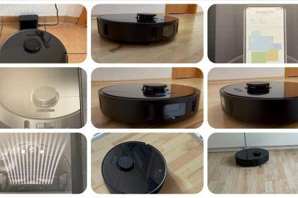 Saugroboter - Wischroboter Dreame Bot L10 Pro #dreame #dreameL10pro #dreametech #betterwithdreame #dreamevacuum - getestet von #Videoleben