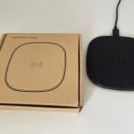 LUXSURE - Fast Wireless Charger Qi Ladestation - induktive Ladestation für iPhone, Samsung, Huawei - getestet von #Videoleben